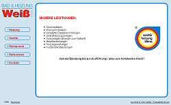 Screenshoot von www.bad-und-heizung-weiss.de