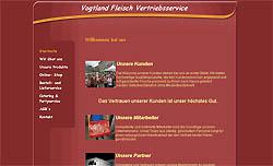 Screenshoot von www.vogtlandfleisch.de