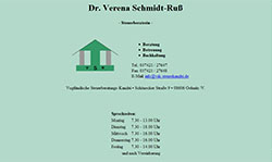 Screenshoot von www.vsk-steuerkanzlei.de